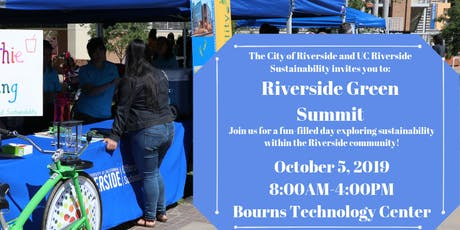 Riverside Green Summit tickets