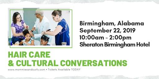 Hair Care & Cultural Conversations Workshop - Birmingham