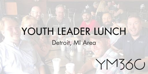 Free Lunch for Youth Workers in the Detroit, MI Metro Area