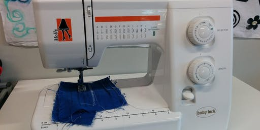 HATCH: Intro to the Sewing Machine