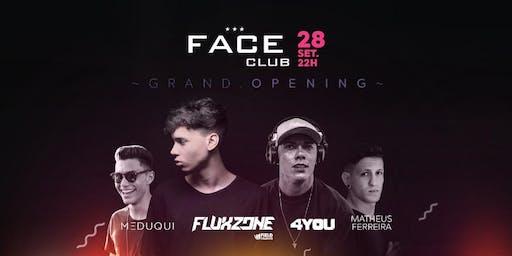 Face Clube apresenta: Connect - Fluxzone