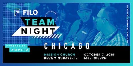 FILO Team Night: Chicago tickets