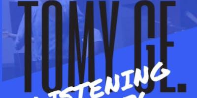 Tomy Ge Listening Party ft. Scientific Method