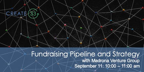 Fundraising Pipeline and Strategy tickets