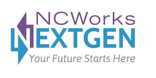 NCWorks NextGen Hiring Event