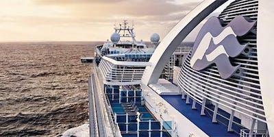 Super Bowl At Sea Watch Party on board the Royal Princess sailing to Cabo