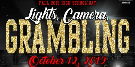 Gambling University- High School Preview Day- Saturday, October 12, 2019 tickets