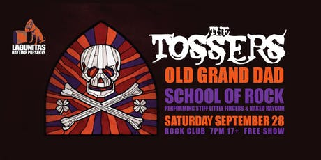 The Tossers tickets