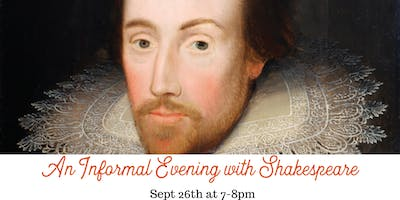 An Informal Evening with Shakespeare