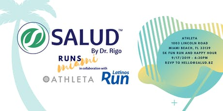 Salud Runs Miami tickets