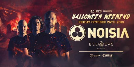 Noisia | IRIS ESP 101 | Friday October 25 tickets