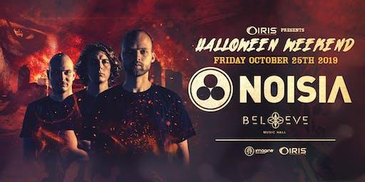 Noisia - Halloween Weekend! | IRIS ESP 101 | Friday October 25