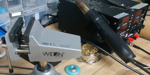 HATCH: Intro to Soldering
