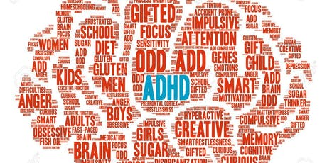 ADHD: What You See is Just the Tip of the Iceberg tickets