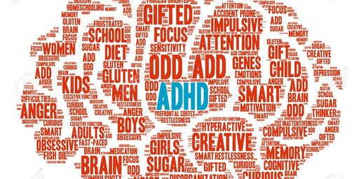 ADHD: What You See is Just the Tip of the Iceberg