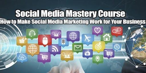 Social Media Marketing Mastery
