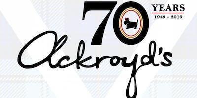 Ackroyd's Bakery's 70th Anniversary Party
