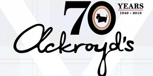 Ackroyd's Bakery's 70th Anniversary Party