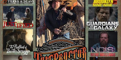 Actor Tom Proctor & Band Live at Mikes Tavern! tickets