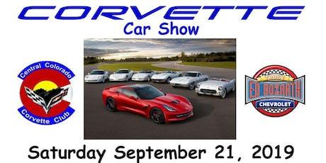 2019 Punkin Chunkin Corvette Only Car Show tickets