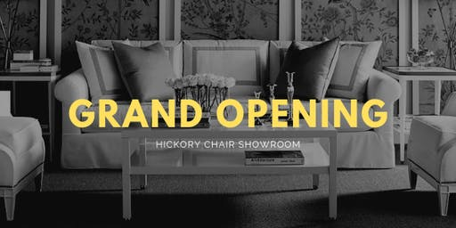 Hickory Chair Grand Opening