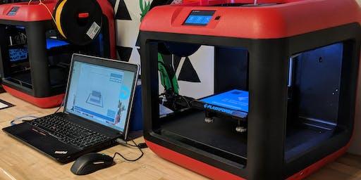 HATCH: 3D Printing 101