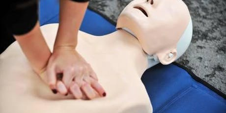Child & Pediatric CPR, AED, and First Aid Blended Learning tickets
