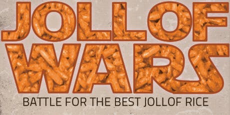 3rd Annual Jollof Wars Afro Fusion Day Party tickets