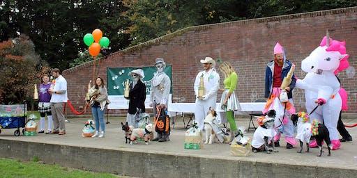 Halloween Pet Parade in Volunteer Park