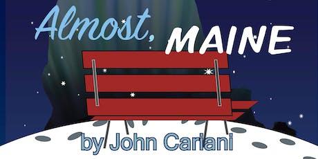Rotunda Theatre: Almost, Maine: October 4, 5, 10, 11 & 12, 2019 tickets
