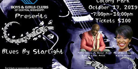 Blues By Starlight 2019 tickets