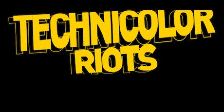 Technicolor Riots / Folded Face / The Jinjas tickets