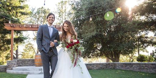 Fall Wedding Fair @ Fairview Napa