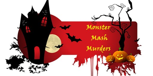 """Monster Mash Murders"" Grass Roots Rescue FUNDRAIS"