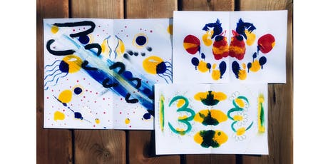 Creative Session: Rorschach Art tickets