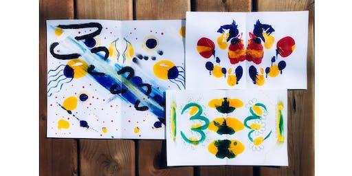 Creative Session: Rorschach Art