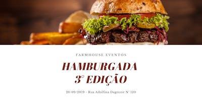 Hamburgada 3° Edição