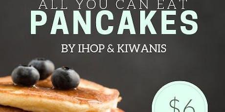 Pancake Day tickets