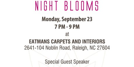 Night Blooms tickets