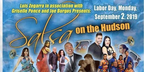 New York Afternoon Latin Cruise: Salsa on the Hudson Sept 2 tickets