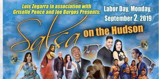 New York Afternoon Latin Cruise: Salsa on the Hudson Sept 2