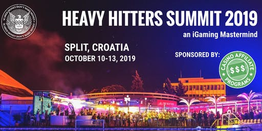 Heavy Hitters Summit 2019 | An iGaming Mastermind