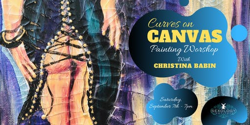 Curves on Canvas: Painting Class with Christina Babin