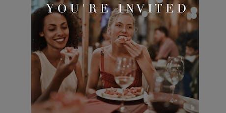 Rosé Food Pairing Social tickets