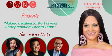 Making a Millennial Part of your Entrepreneurial Dream Team tickets