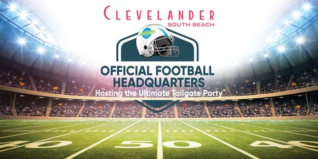 Official Football Headquarters: Hosting the Ultimate Tailgate Party tickets