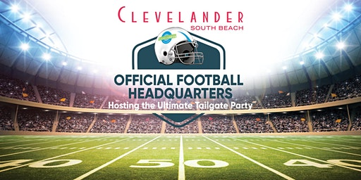 Official Football Headquarters: Hosting the Ultimate Tailgate Party