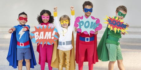Speak Up for Kids: Heroes Unite! Health and Wellness Fair tickets