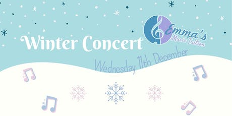 Emma's Music Tuition Winter Concert tickets