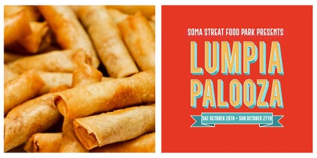 Lumpia Palooza tickets